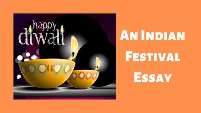 An Indian Festival Essay